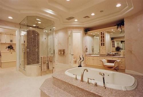 Дизайн маленькой ванной и