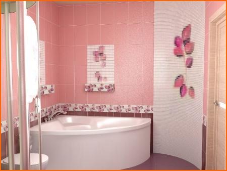 Дизайн ванной комнаты фотоальбомы