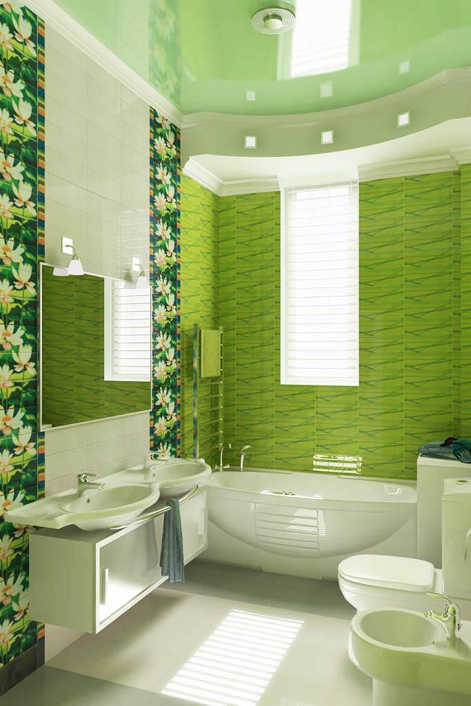 Дизайн ванной комнаты 4 кв.м
